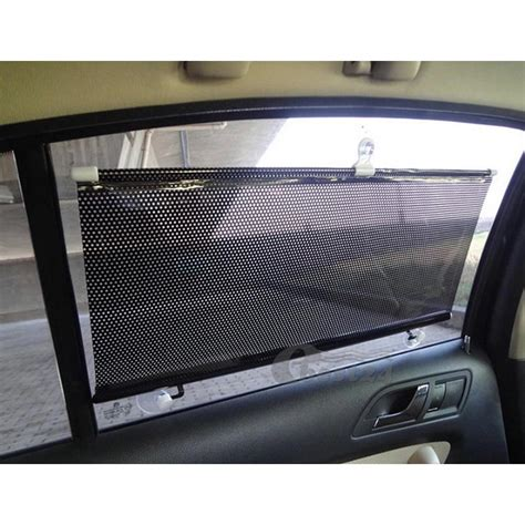 auto blinds and curtains car side rear window sunshade curtain roller blinds