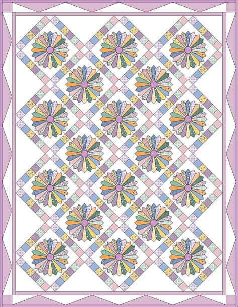 Dresden Plate Quilt Patterns by Dresden Plate Seams To Be You And Me