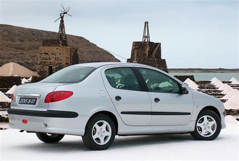 peugeot 206 sedan peugeot 206 sedan picture courtesy of peugeot the truth