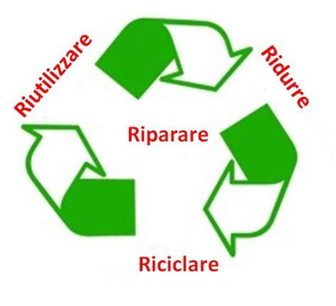 le 5r cosa vuol dire riciclare copertino riciclare ed