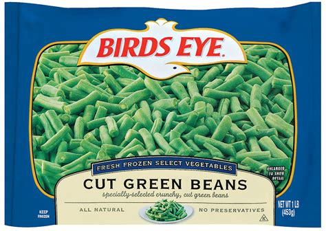 Frozen Green by Birds Eye Fresh Frozen Select Vegetables Leaf Spinach