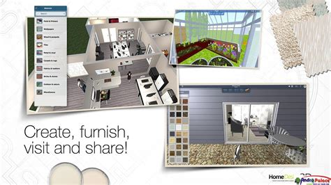 home design  mod full version apk andropalace palace