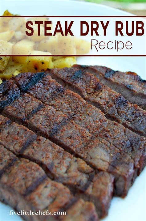 steak dry rub recipe dry rubs the o jays and beef steak