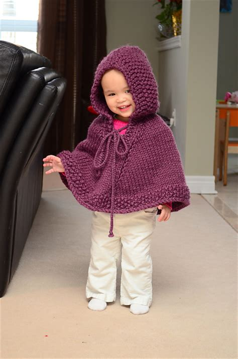 free knitting pattern baby poncho pretty darn adorable purple poncho free pattern