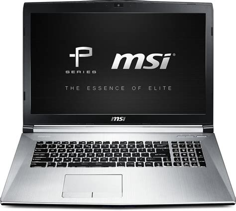 Msi Notebook Gaming Pe70 7rd 222id msi pe70 7rd 086es notebookcheck externe tests