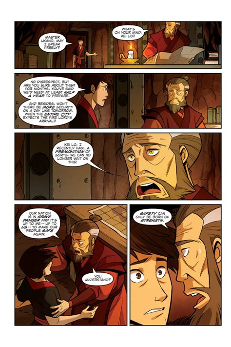 Lost To The Shadows Volume 1 look page 5