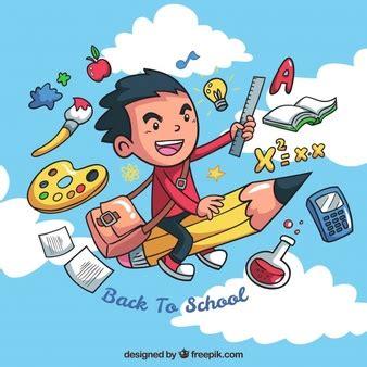imagenes escolares hd dibujos infantiles fotos y vectores gratis