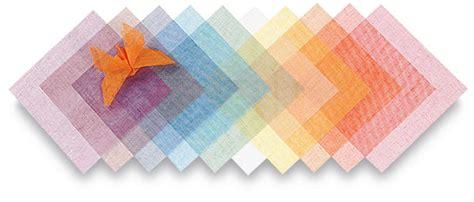 How To Make Paper Mesh - aitoh origami mesh paper blick materials