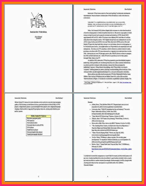 Apa Style Research Paper Exle by Apa Sle Research Paper Bio Letter Format