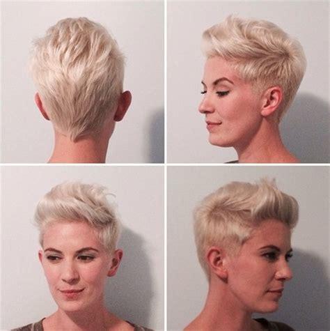 fabulous short spikey hairstyles  women  girls