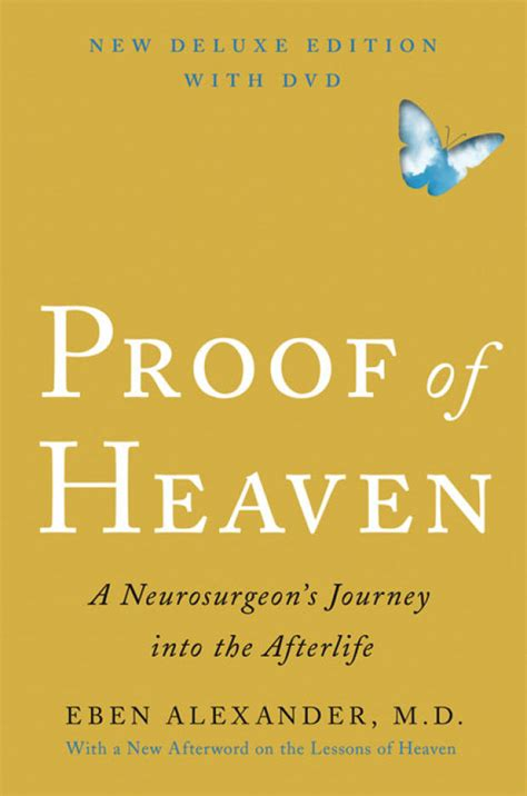 heaven books proof of heaven book cover