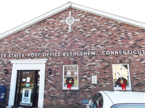 Bethlehem Post Office by Bethlehem Ct The Town For Many