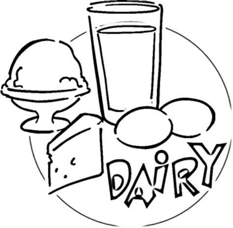 picture of dairy products cliparts co