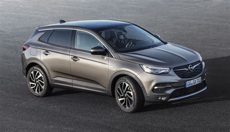 Opel Grandland 2020 opel grandland x switching production to germany in 2019