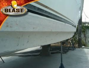triumph boats bottom paint marine bottom paint removal blast services