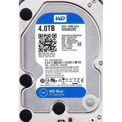 Wd Blue Harddisk 3 5 4tb wd blue 4tb drive gts amman