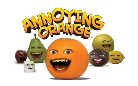 Cartoon Network to Squeeze The Annoying Orange   Animation