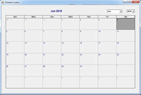 calendar layout stack overflow retrieve data in mysql and display it in calendar control
