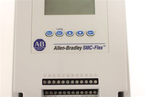 Rblt Allen Bradley Smc Flex 150 F43nbdb 30 50hp Soft Start