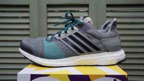 Asli Original Sandal Adidas B44298 Grey Original jual sepatu running adidas ultra boost grey green st m