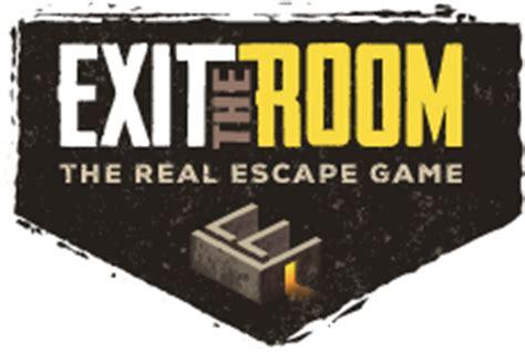 The Exit Room by Escape Room Franchise Escape Room Design Shop