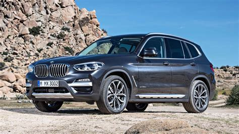 g01 bmw x3 is here to challenge the audi q5 and volvo xc60