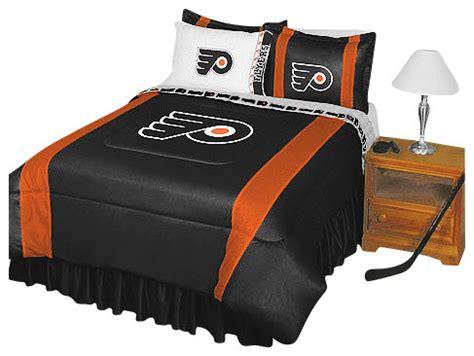 philadelphia flyers bedroom ideas nhl philadelphia flyers bedding set hockey bed full