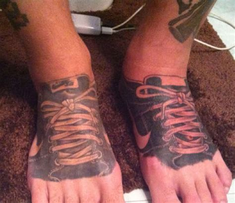 nike dunk sbs tattoo