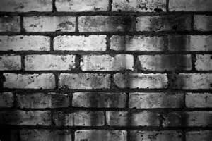 black brick wall brick wall black white 2017 grasscloth wallpaper