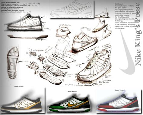 design contest nike footwear by joseph dumary at coroflot com