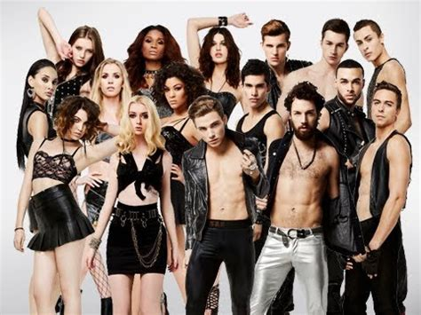 Americas Next Top Model Vs The Agency america s next top model cycle 20 guys vs