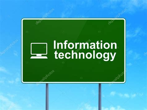 information technology report sle data concept information technology and computer pc on