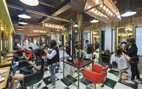salon a e malang gerai baru salon chandra gupta hadir di malang