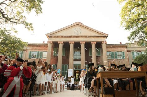 College Of Charleston Mba Tuition by 2017 College Of Charleston Commencement Are Here