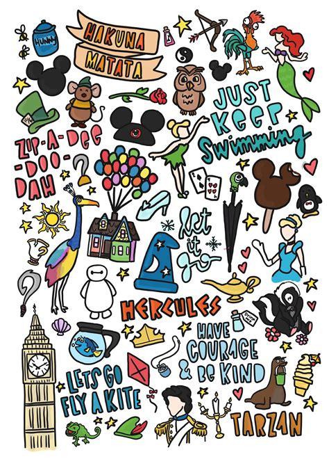 doodle wallpaper pinterest disney doodles disney pinterest disney doodles