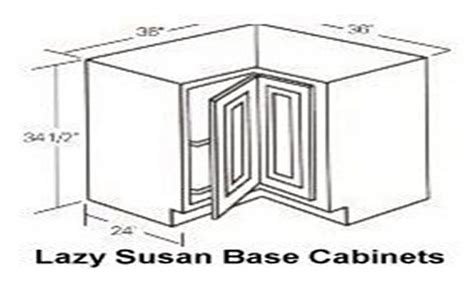 Corner Cabinet Sizes by 28 Kitchen Cabinets Lazy Susan Size Lazy Susan
