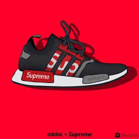 Adidas X Supreme | adidas x supreme by mariobli on deviantart