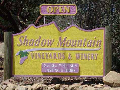 Shadow Mountain Detox by Shadowmountainvinyards