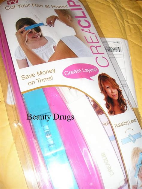 can you use creaclip for hair beauty drugs creaclip review