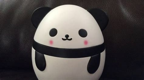 Panda Egg Squishy panda egg squishy