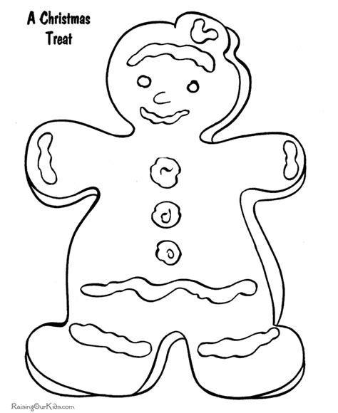 coloring pages christmas cookies christmas coloring sheets a treat