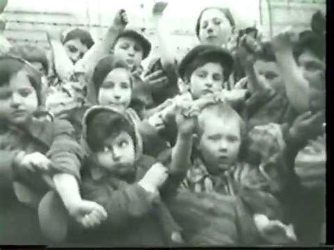 auschwitz kinderlager liberation youtube