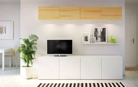 Ikea Wall Units Living Room - ikea tv wall units homey living room