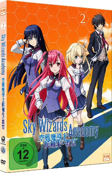Academy Volume 12 sky wizards academy volume 2 episode 07 12 ova