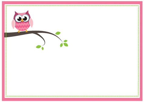 owl invitation template free printable owl baby shower invitations templates