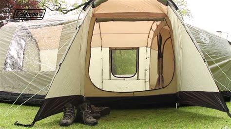 coleman mackenzie cabin 6l family cing tent