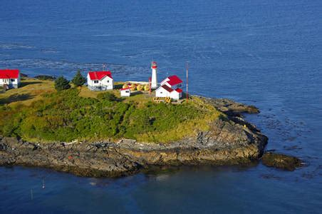 point lighthouse in port hardy bc canada