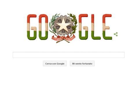 Festa Della Repubblica Il Doodle Di Repubblica It