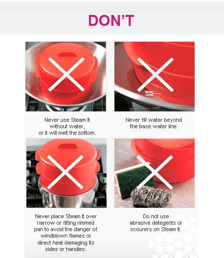 Tupperware Steam It Merah jual tupperware steam it 3 susun food storage hargahot