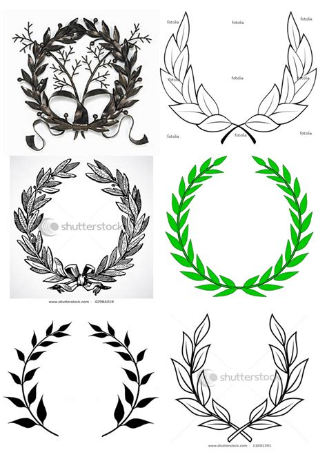 design context meaning laurel symbol meaning clipart library